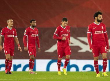 Liverpool's recent losses