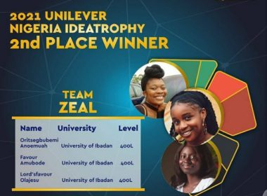 9th Unilever IdeaTrophy