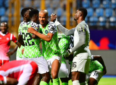 Nigerian players in Europe