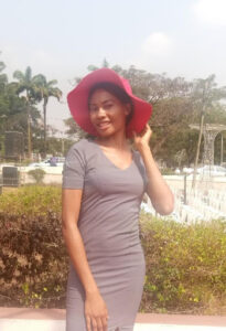 charming and business-minded Nzekwe Vera