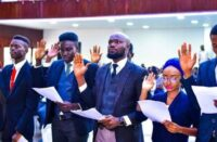 UI Students' Union swearing in