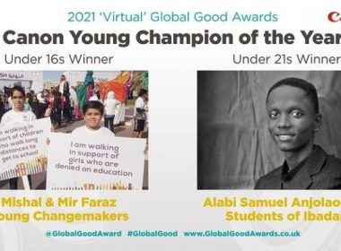2021 Young Champion of the Year Award